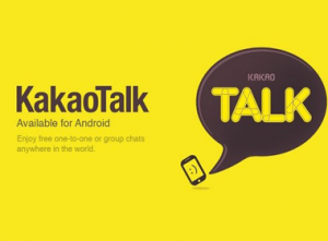KakaoTalk-on-Android-mobile
